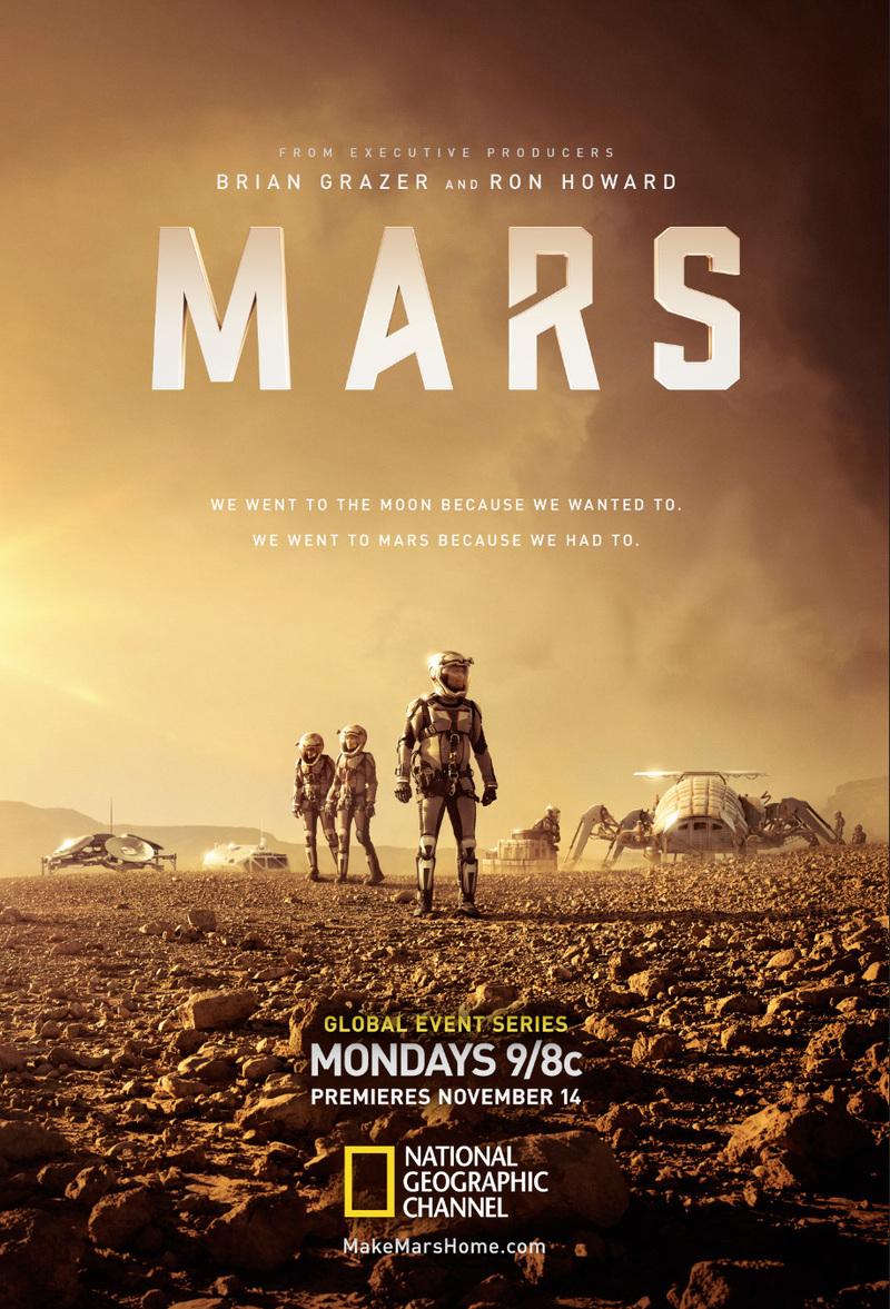 Serie Mars