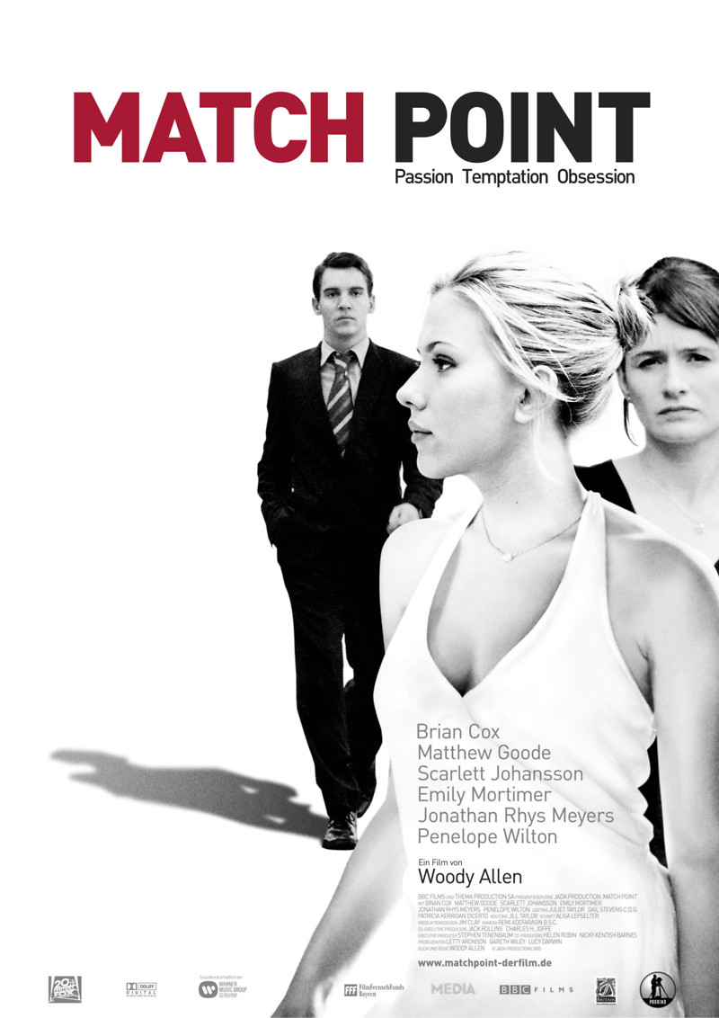 match point dvd release date april 25 2006