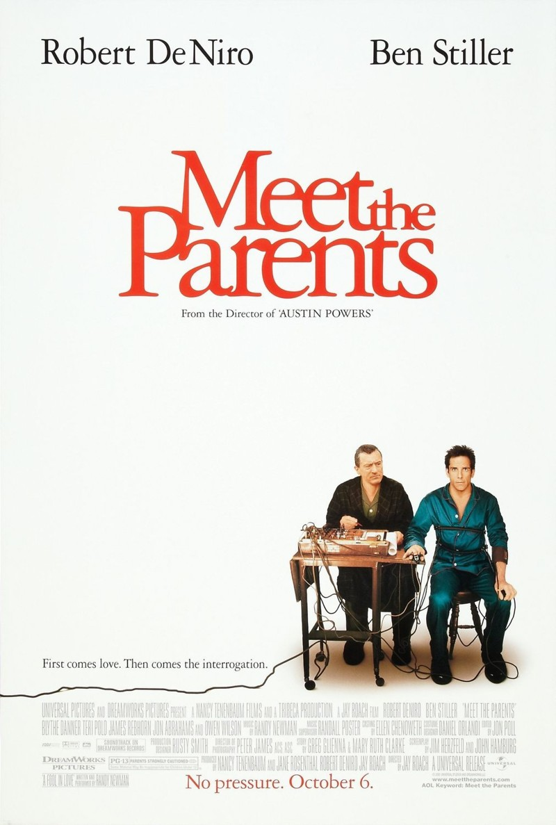 meet the parents online watch free Meet the parents - everything that can possibly go wrong for groom-to-be greg focker (ben stiller) does watch online subscription buy $999.
