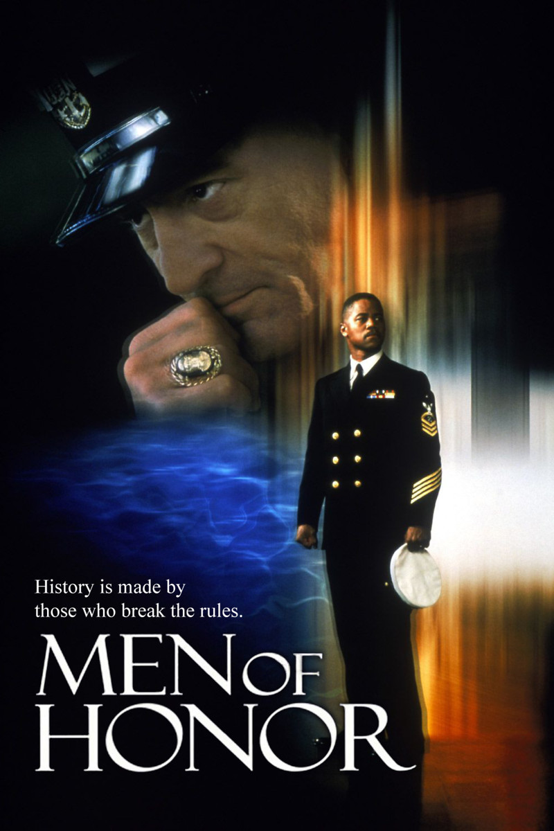 racism in men of honor Men of honor (537) imdb 72 128 min  when black men were pretty much not wanted by the us navy except as cooks or valets  de niro's performance as the racist .