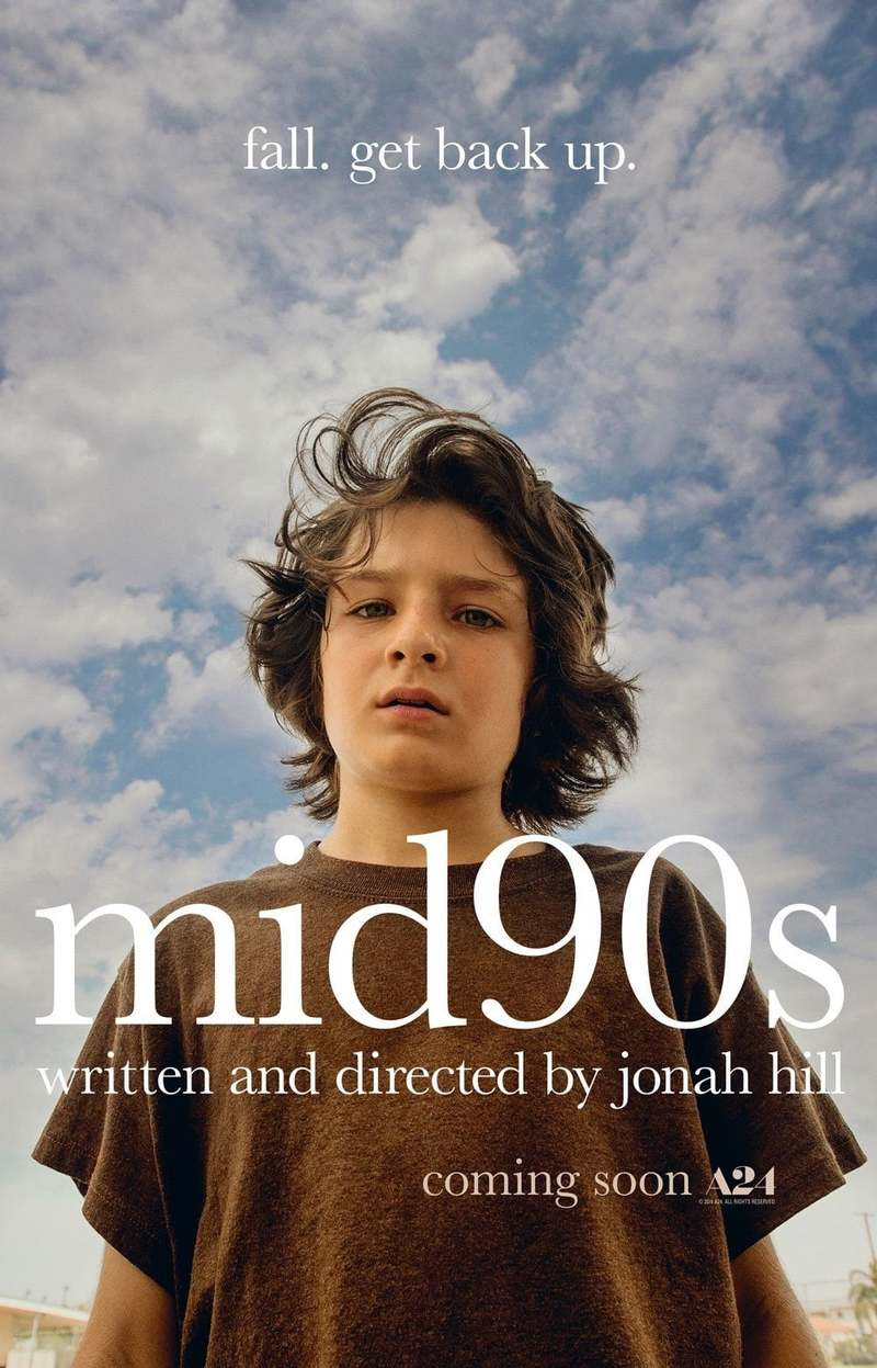 Mid90s DVD Release Date January 8, 2019