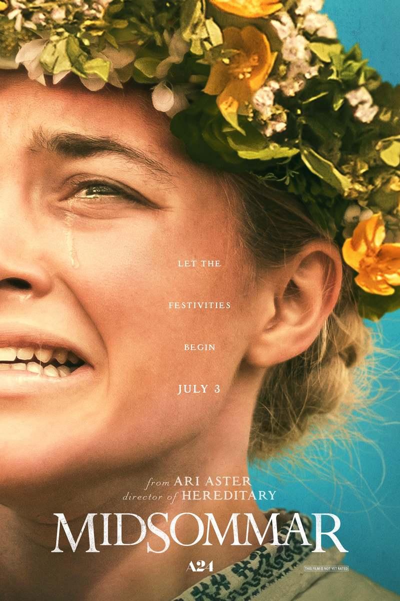Midsommar DVD Release Date October 8, 2019
