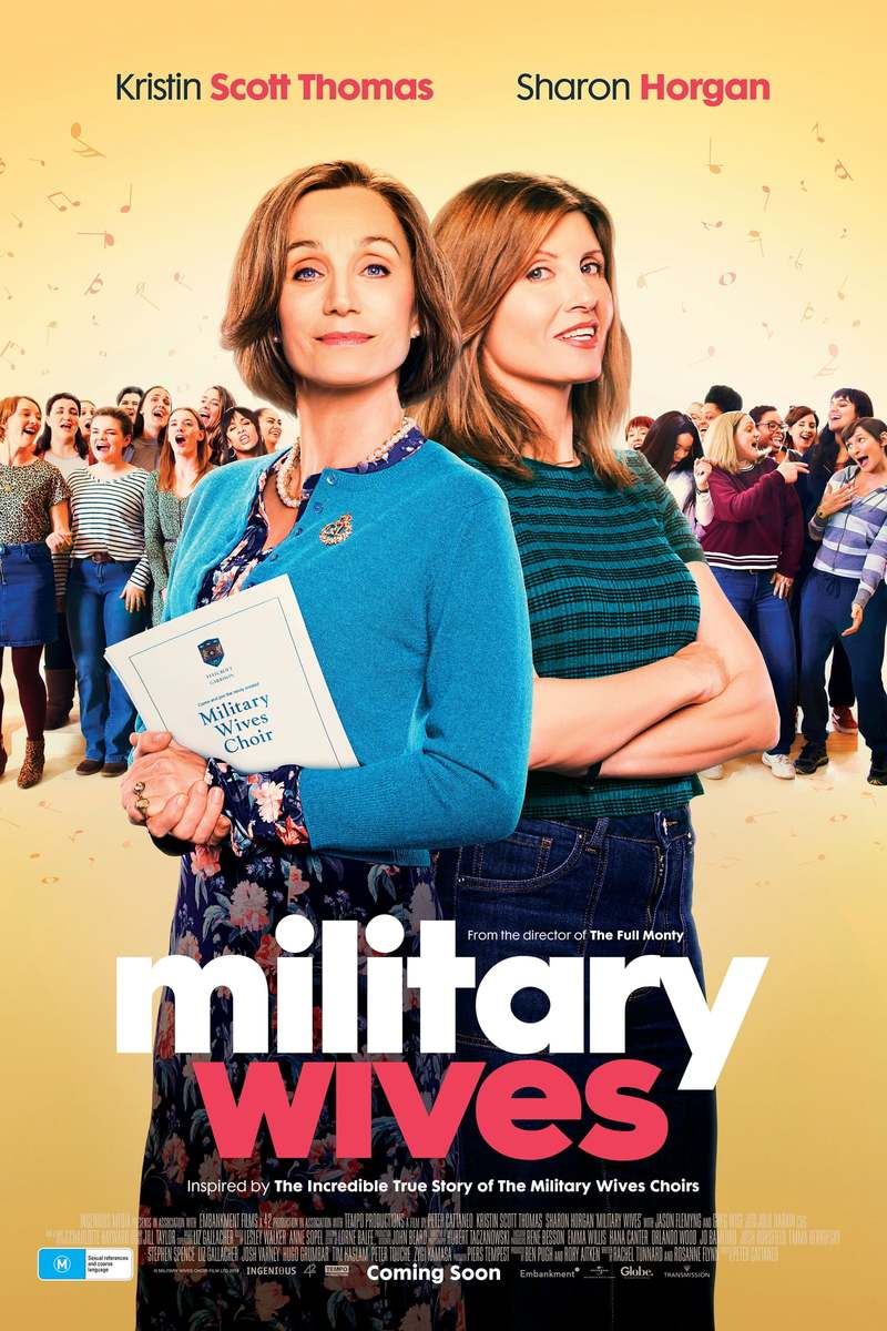Military Wives Dvd Release Date August 18 2020