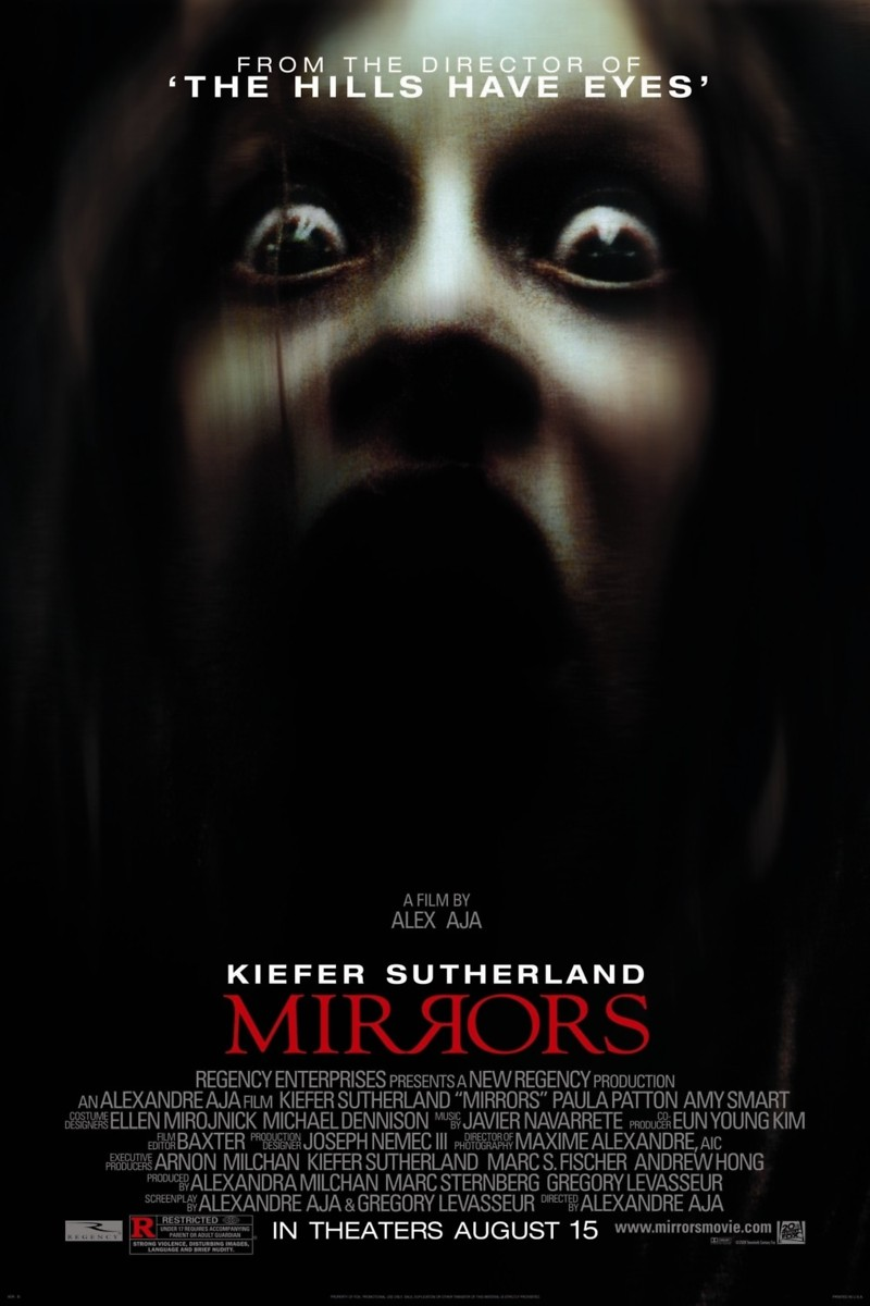 mirrors dvd release date january 13 2009