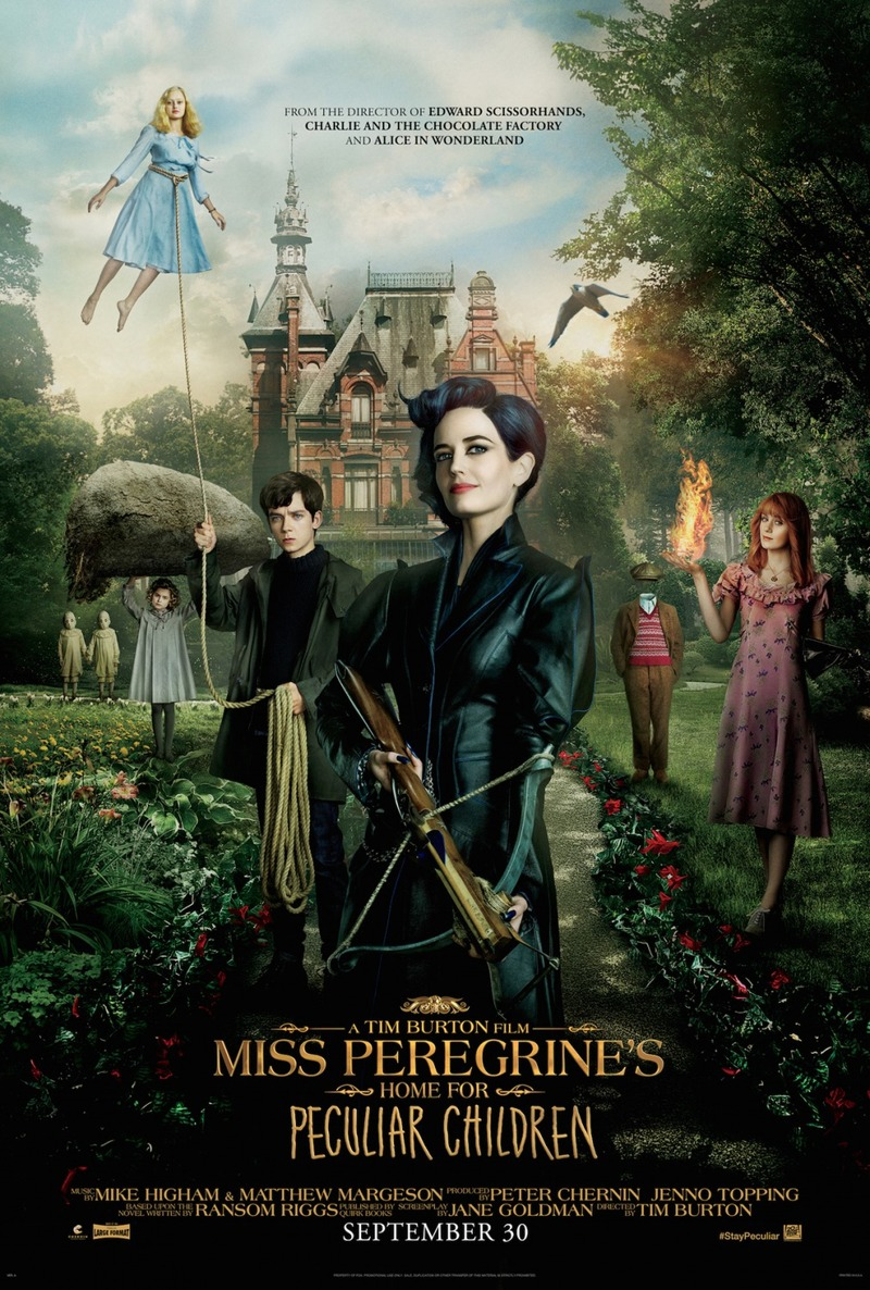 Miss Peregrine S Home For Peculiar Children Allison Janney