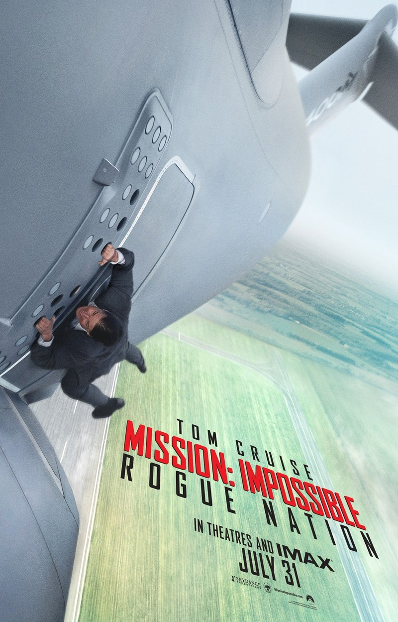 Mission: Impossible 5 Rogue Nation DVD Release Date December