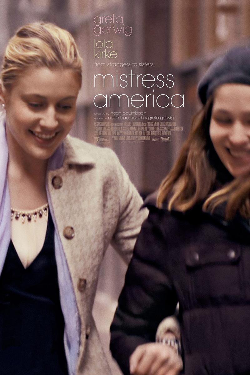 mistress america dvd release date december 1 2015