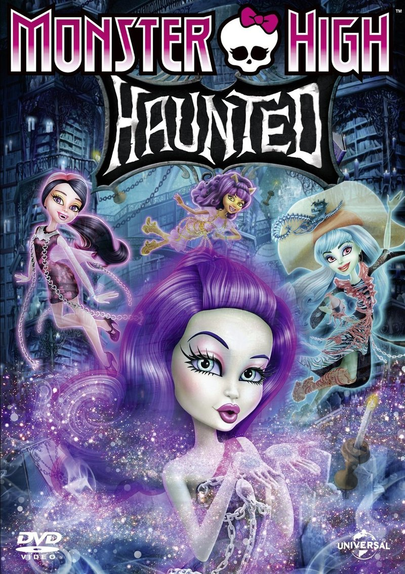 Monster High: Haunted | Full movies. Watch online free