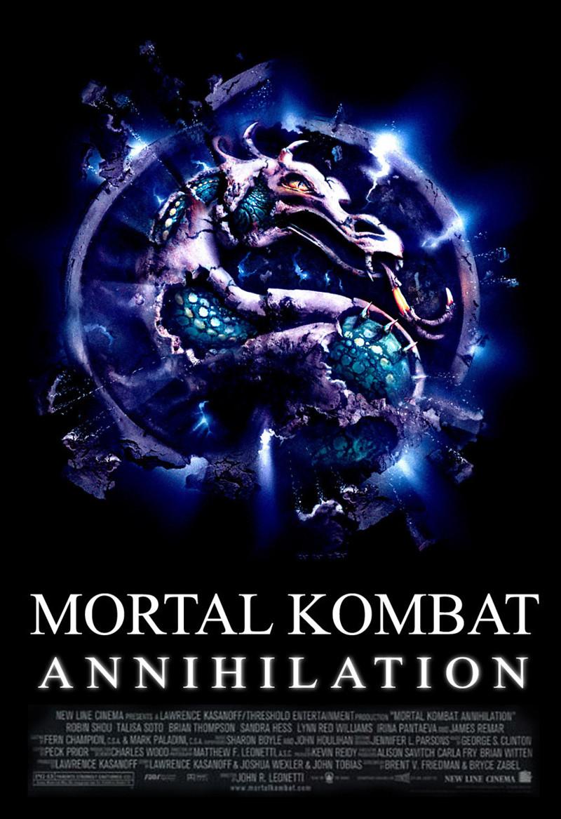 Mortal Kombat: Annihilation DVD Release Date April 7, 1998 - photo#24