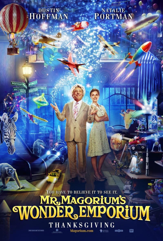 Mr Magorium y su tienda magica /  Mr. Magorium's Wonder Emporium