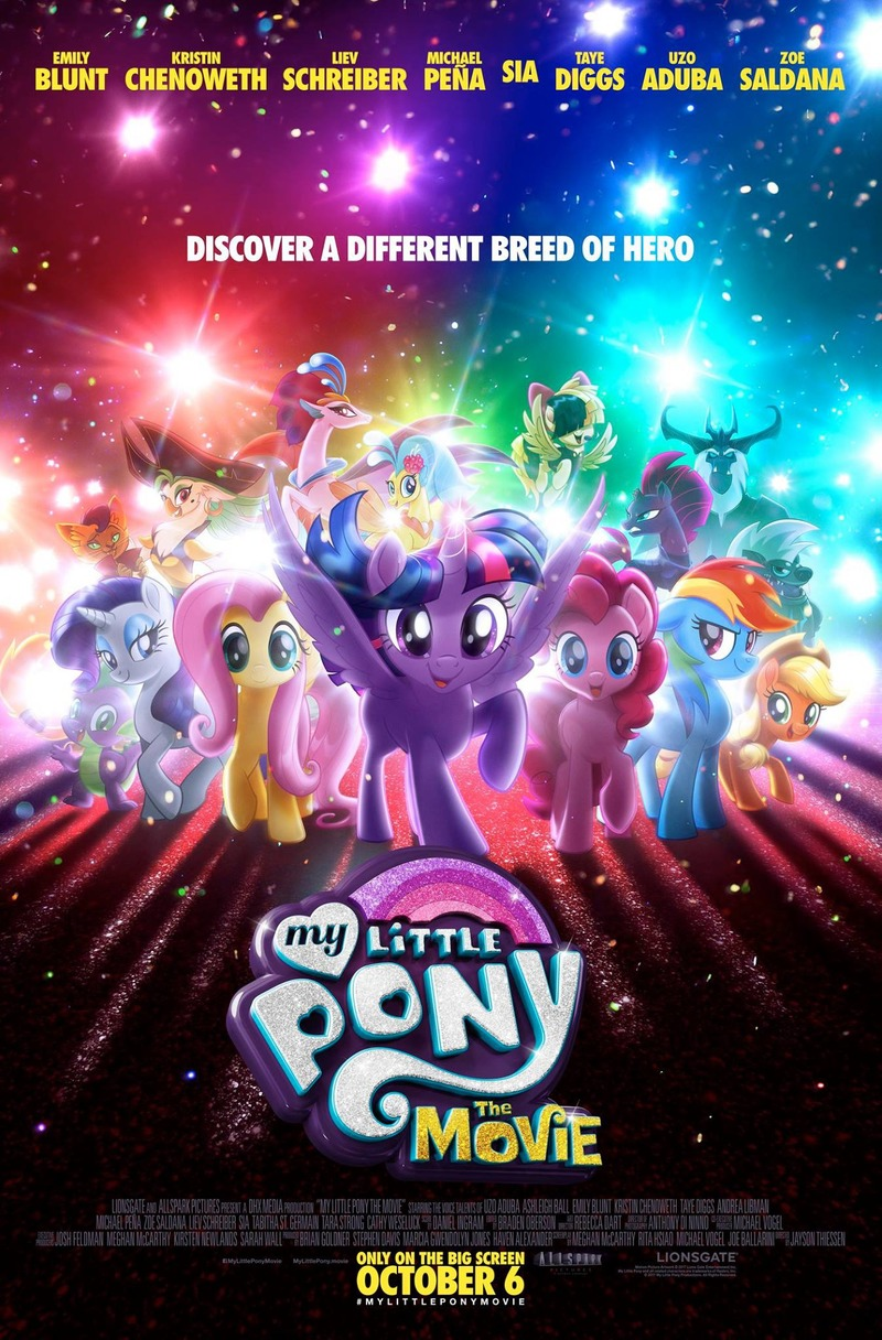 My Little Pony: The Movie DVD Release Date