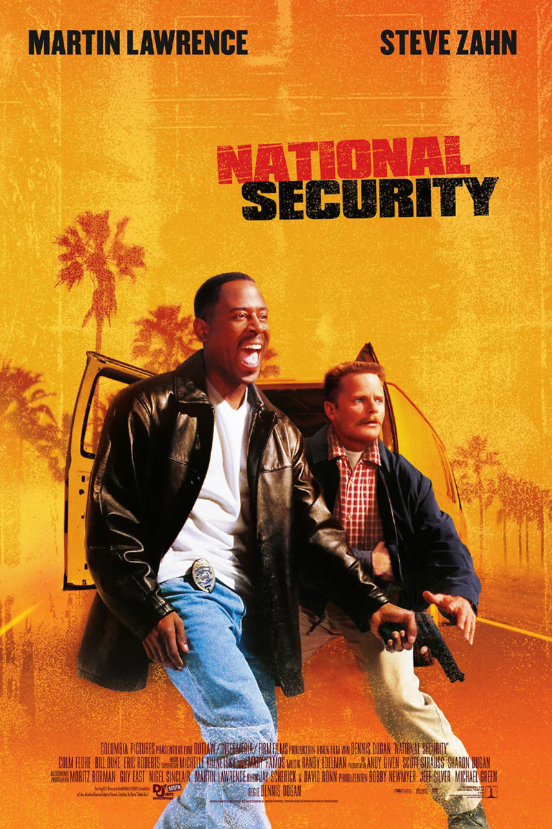 A List Of Martin Lawrence Movies