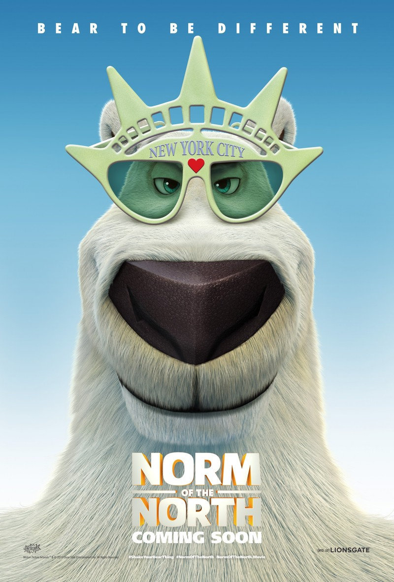 Norm Of The North Dvd Release Date April 19 2016