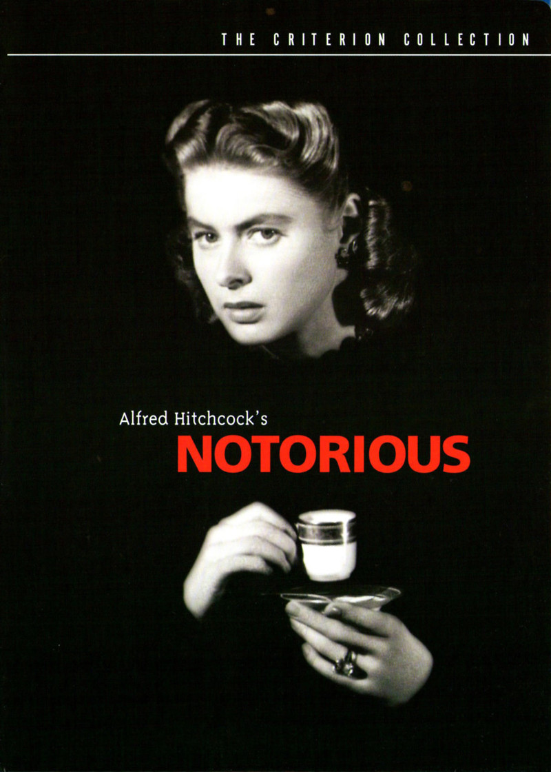 Notorious DVD Release ...