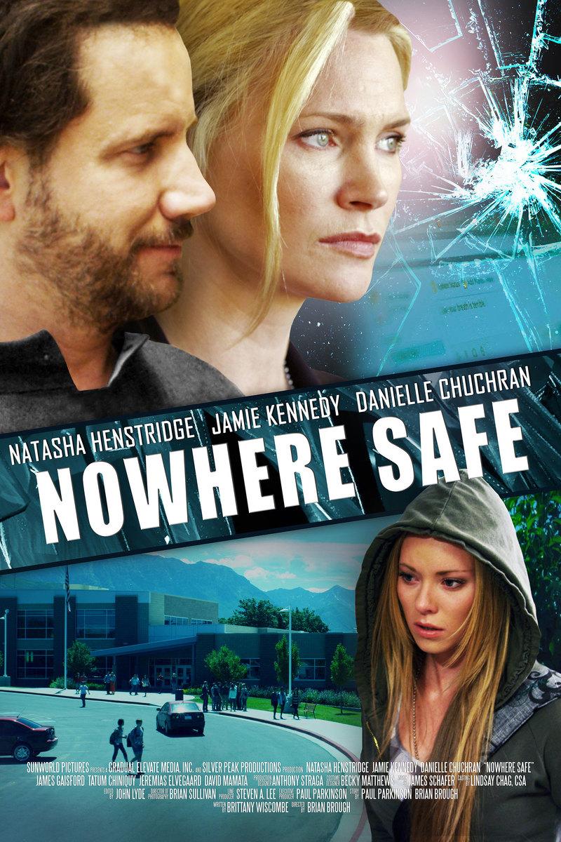 Nowhere Safe DVD Release Date November 4, 2014