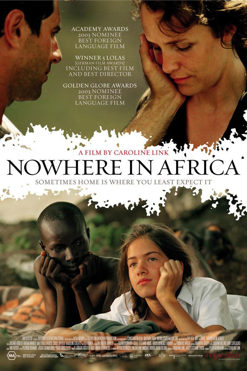 Juliane kohler nowhere in africa - 4 7