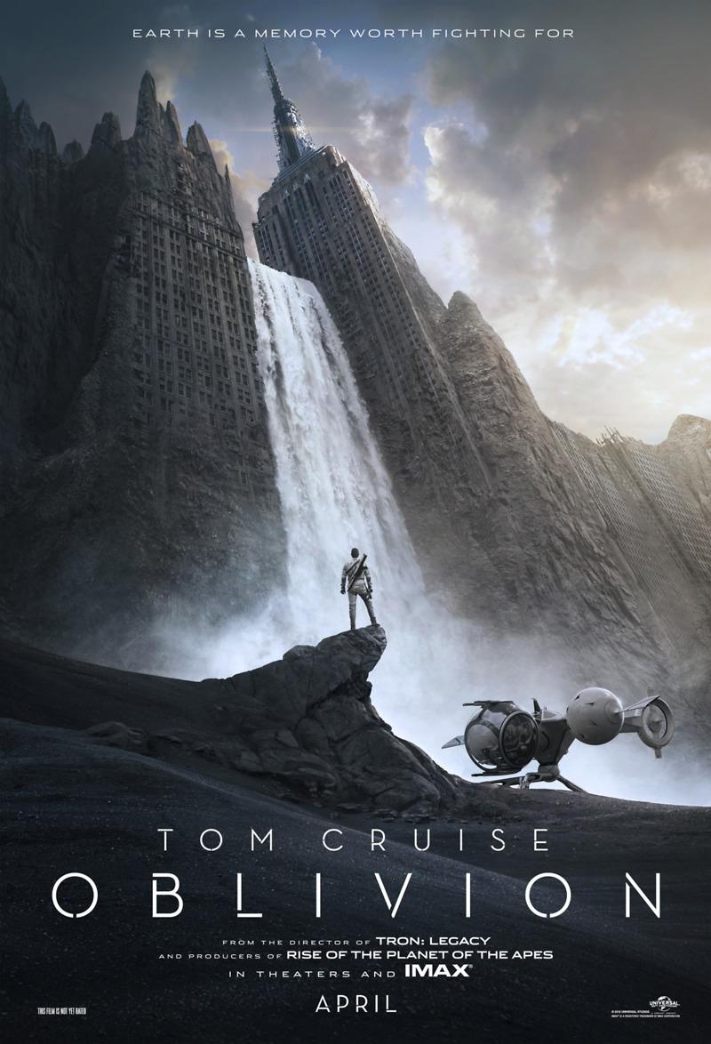 oblivion dvd release date august 6, 2013