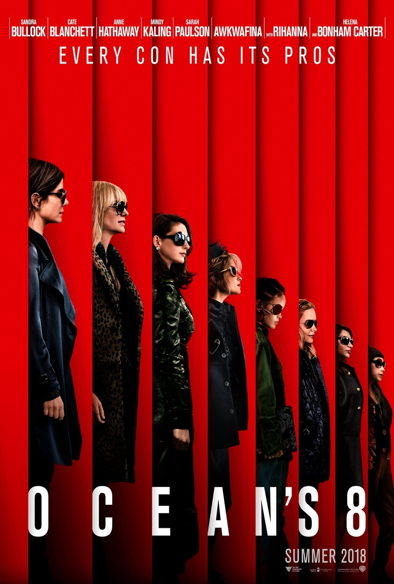 Image result for ocean's 8