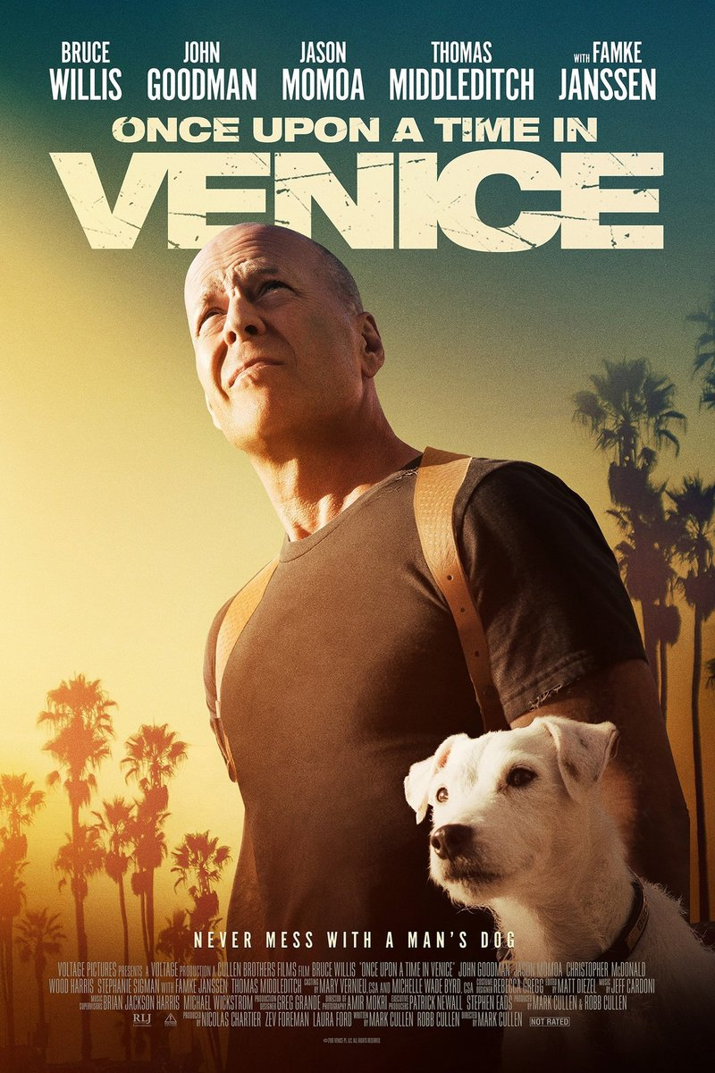 Once Upon a Time in Venice DVD Release Date August 15, 2017 Bruce Willis Imdb