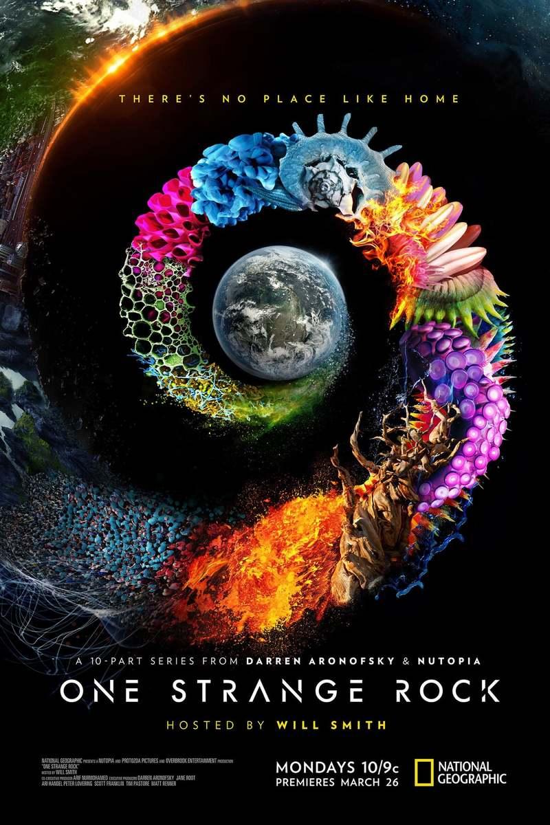 one strange rock dvd release date