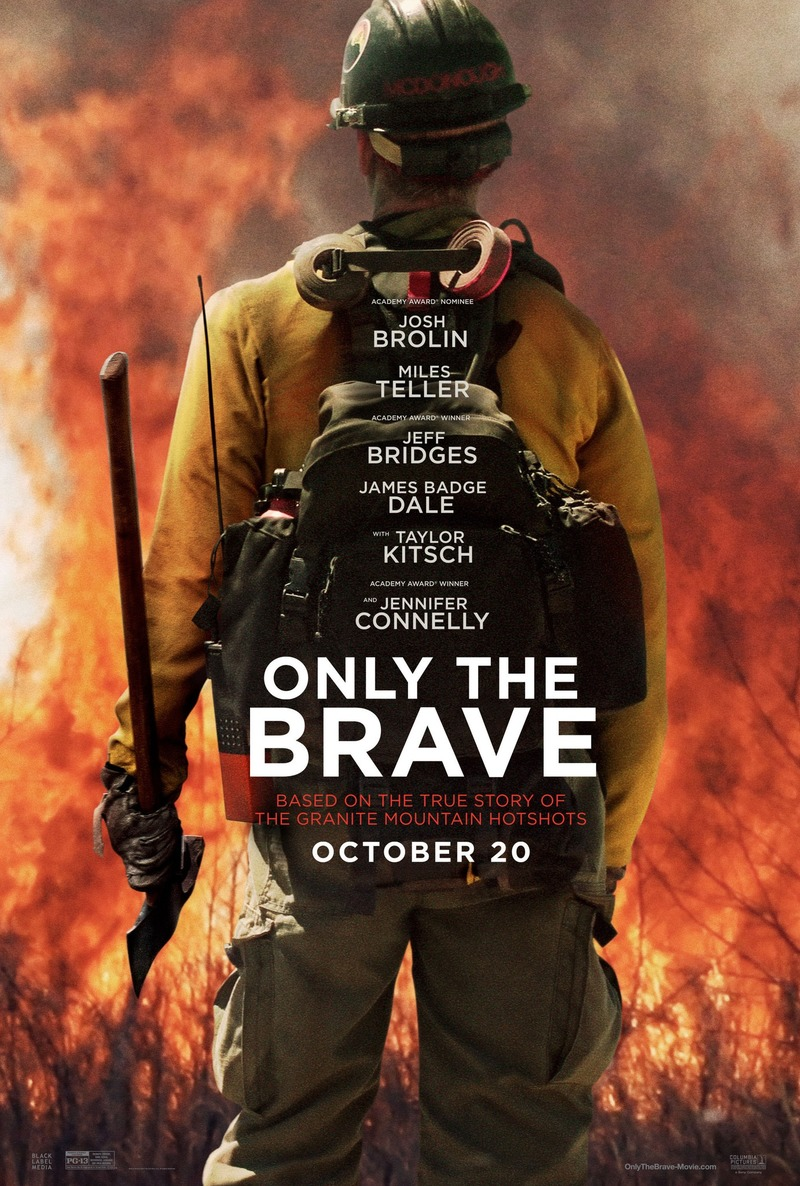 only the brave dvd release date february 6, 2018