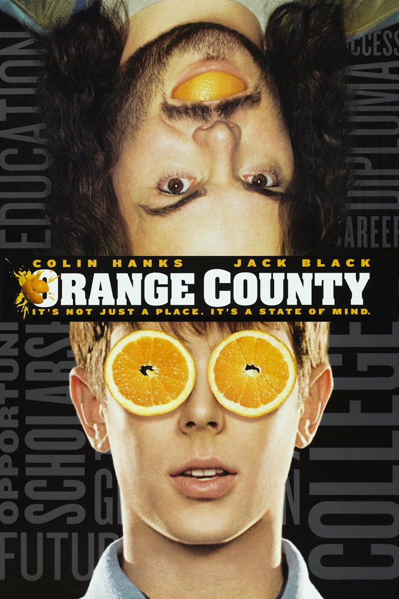 Orange County Teen Model: Orange County DVD Release Date June 18, 2002