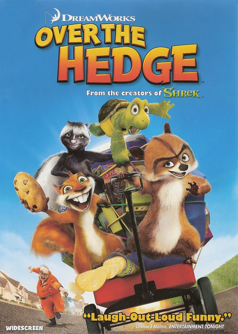 Over the Hedge 2006 BluRay 720p 350MB ( Hindi – English ) ESubs MKV