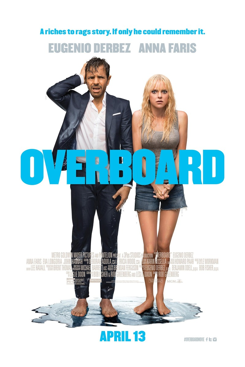 6 July 2018 Released Movie: Overboard DVD Release Date July 31, 2018