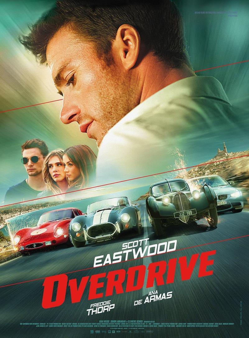 Overdrive DVD Release Date November 7, 2017