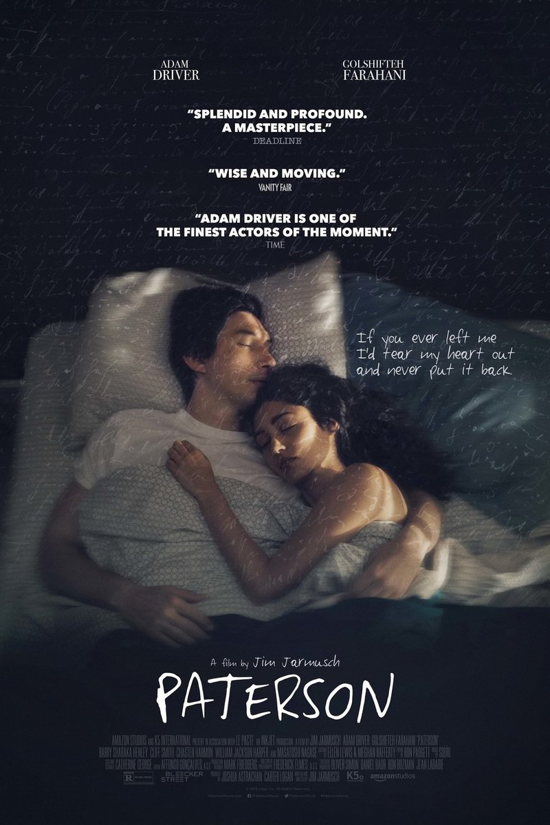 Paterson Dvd Release Date April 4 2017