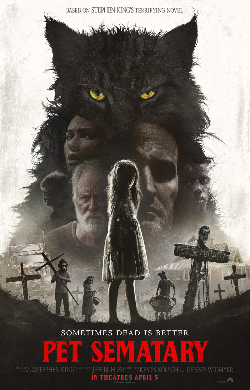 Pet Sematary DVD Release Date July 9, 2019