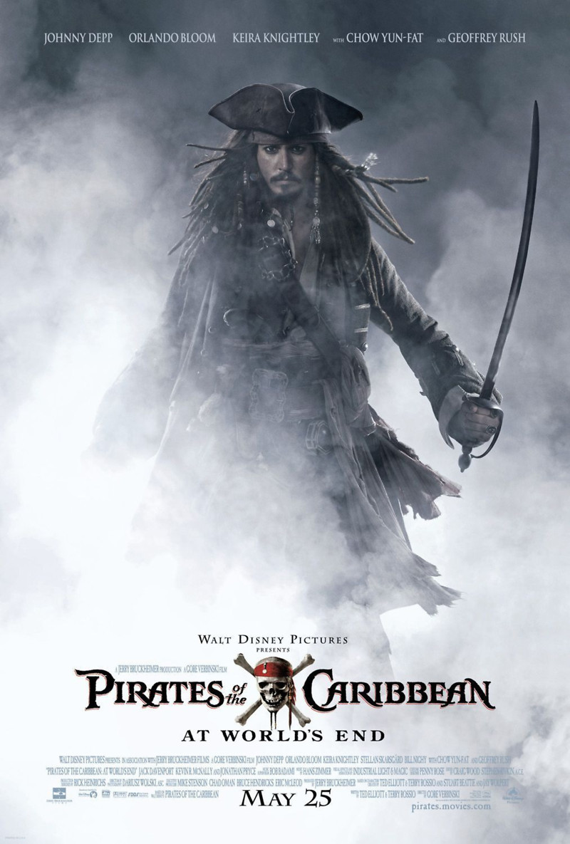 Pirates of the Caribbe...