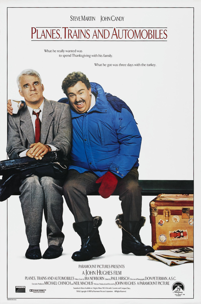 planes trains and automobiles airport scene meet