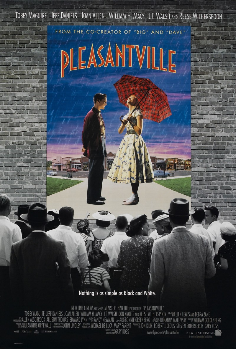 Pleasantville DVD Release Date Tobey Maguire Imdb