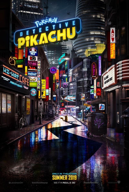 454fb2661 Pokemon: Detective Pikachu DVD Release Date August 6, 2019