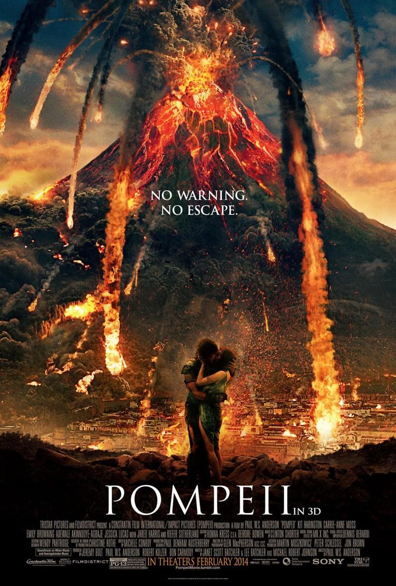 Pompeii Movie 2014