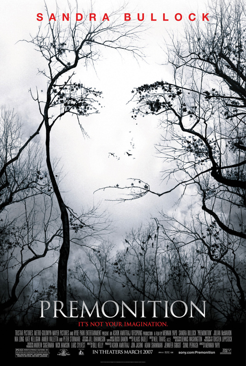 Watch Again: 2007 Thriller 'Premonition' with Sandra Bullock and Julian McMahon