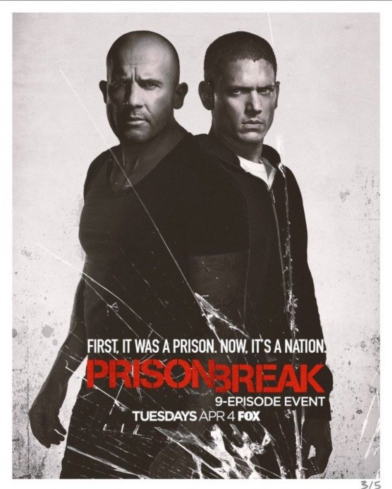 Prison Break Dvd Release Date