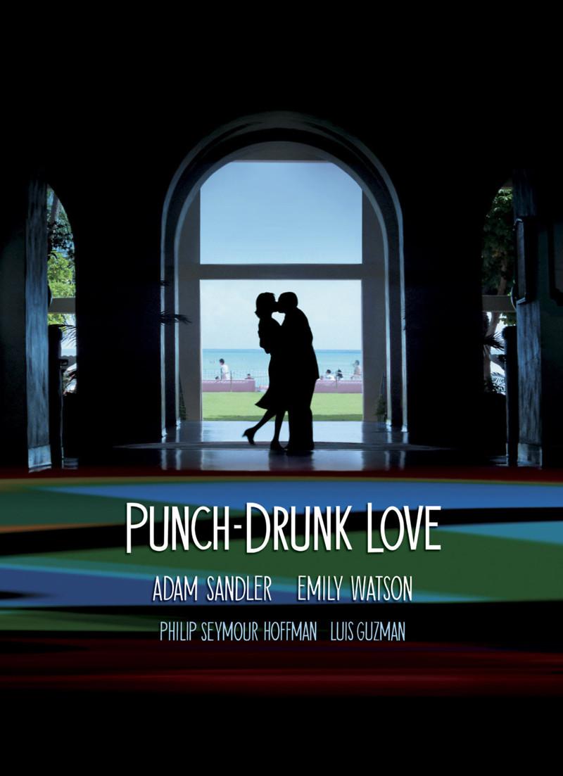 Punch Drunk Love Trailer German