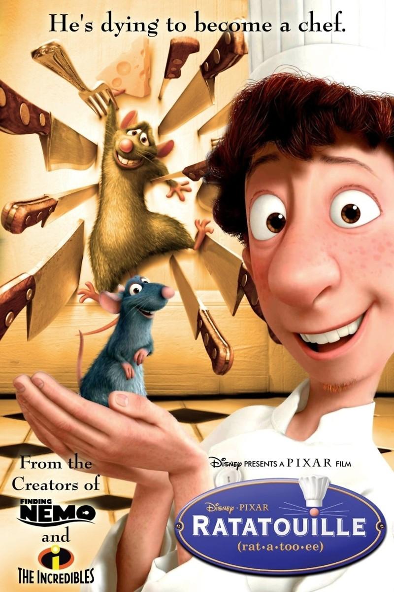 ratatouille dvd release date november 6 2007