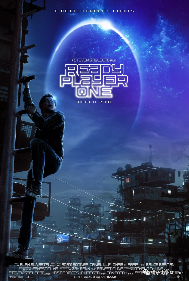 Ready Player One  Dvd Release Date Movie Poster