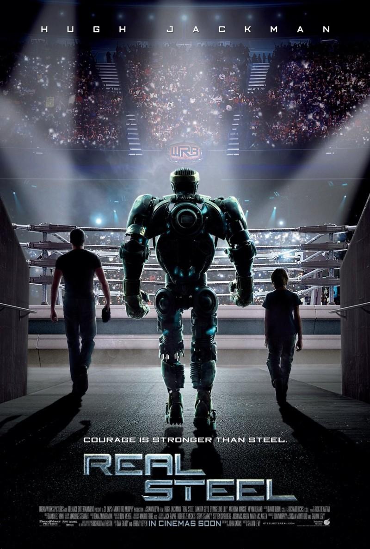 Real Steel Dvd Release Date January 24 2012