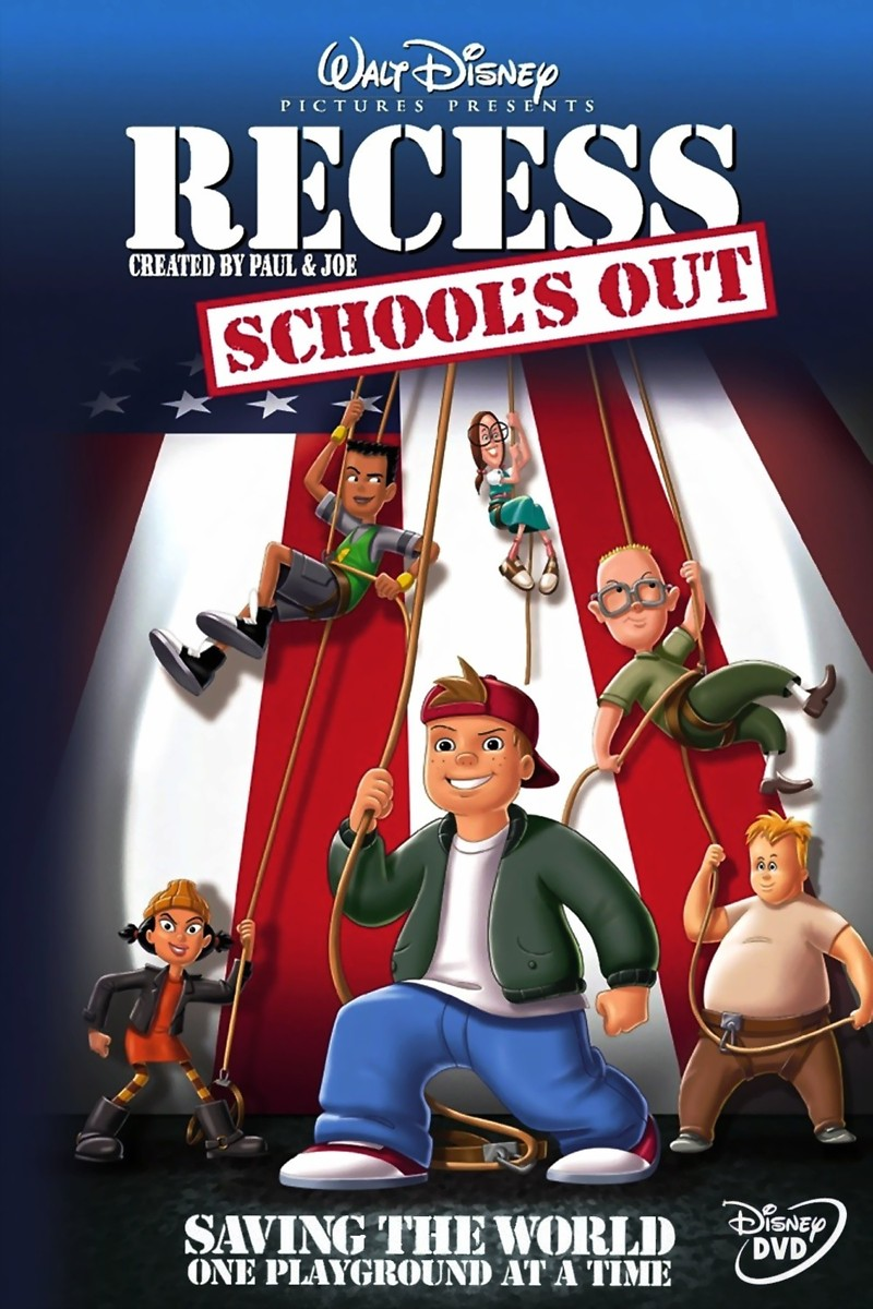 New Hindi Movei 2018 2019 Bolliwood: Recess: School's Out DVD Release Date August 7, 2001
