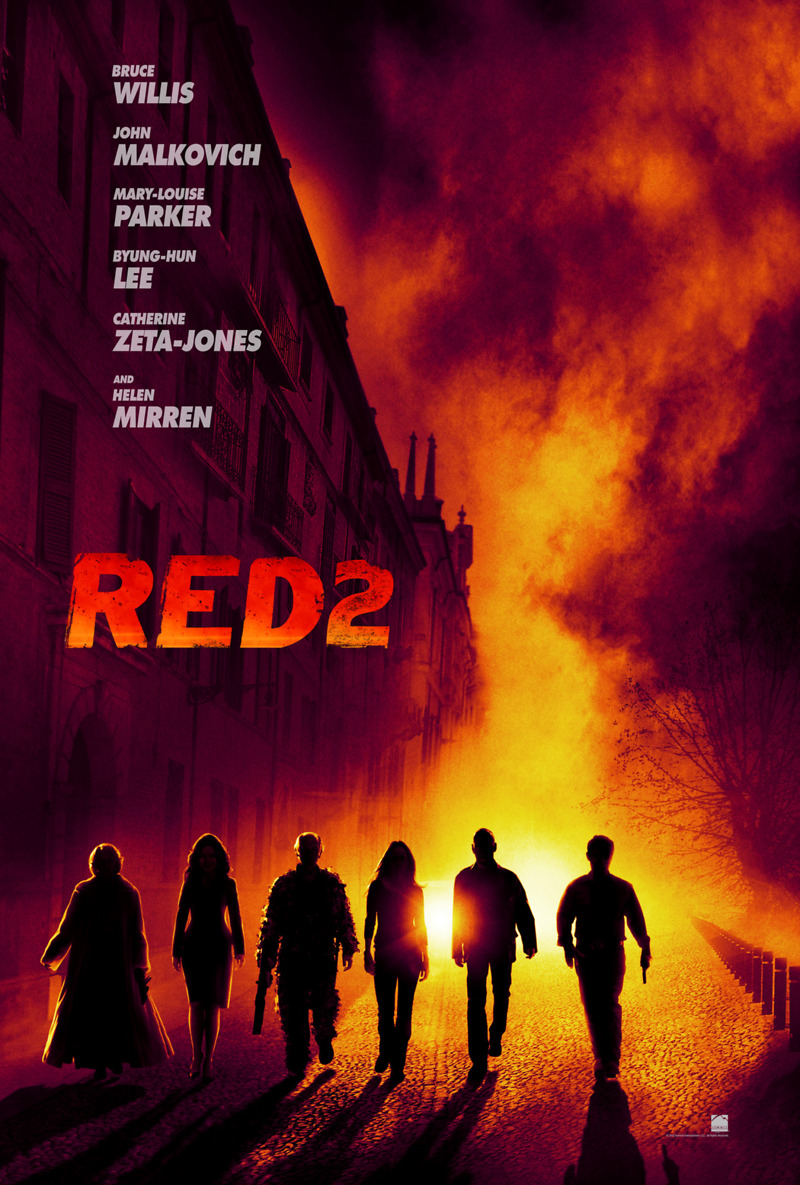 Red 2 Movie Poster Red 2 DVD Release Date...