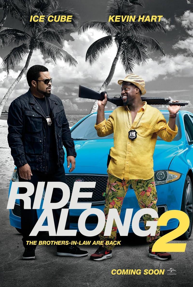 Ride along release date in Brisbane