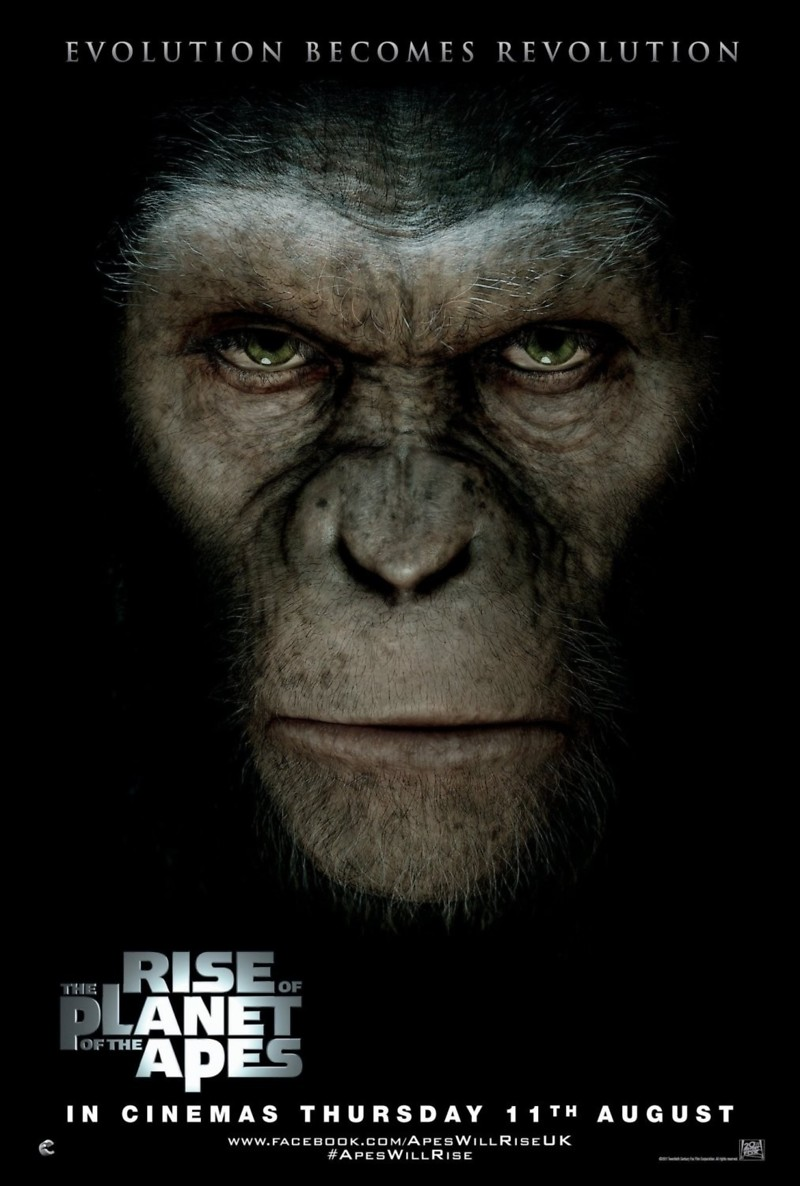Rise of the Planet of the Apes   Daily Mail Online