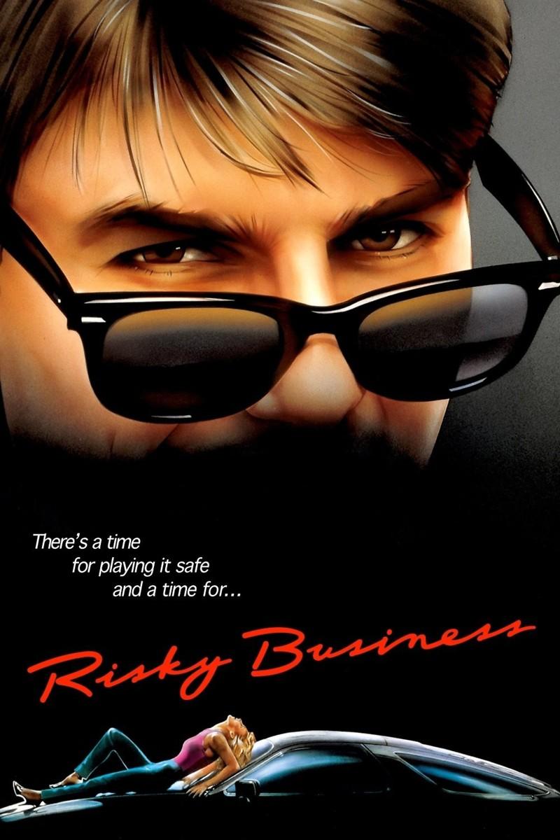 Risky Business Dvd Release Date