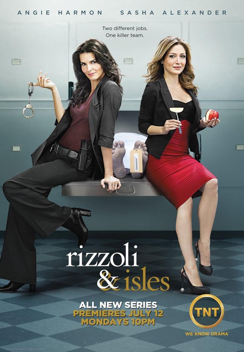 Rizzoli & Isles DVD Release Date