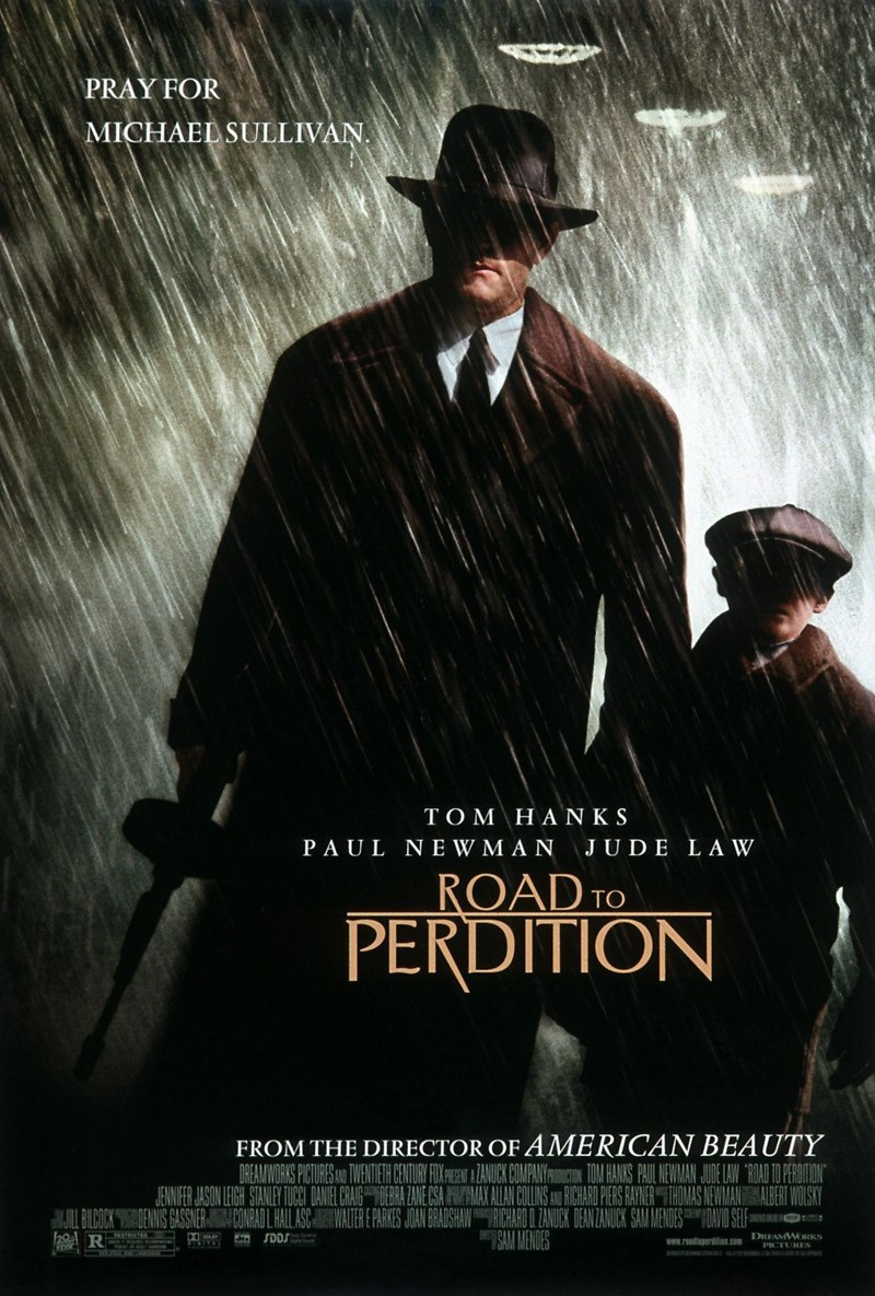 Road to Perdition DVD Release Date February 25, 2003