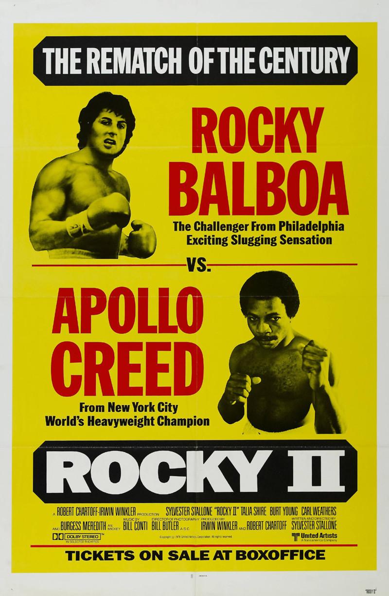 Rocky II DVD Release Date
